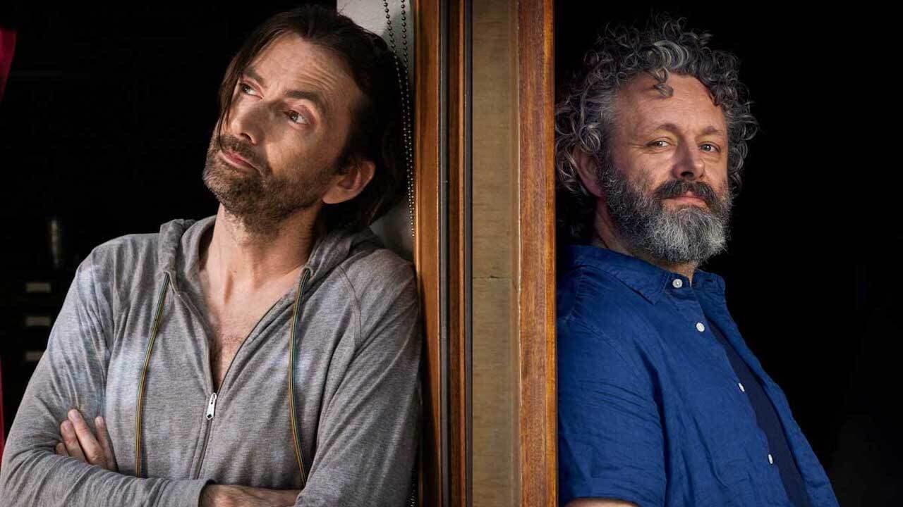 4321 BBC One | David Tennant | Hulu BBC One, David Tennant, Hulu, Michael Sheen, news, Staged, ΑΝΑΝΕΩΘΗΚΕ