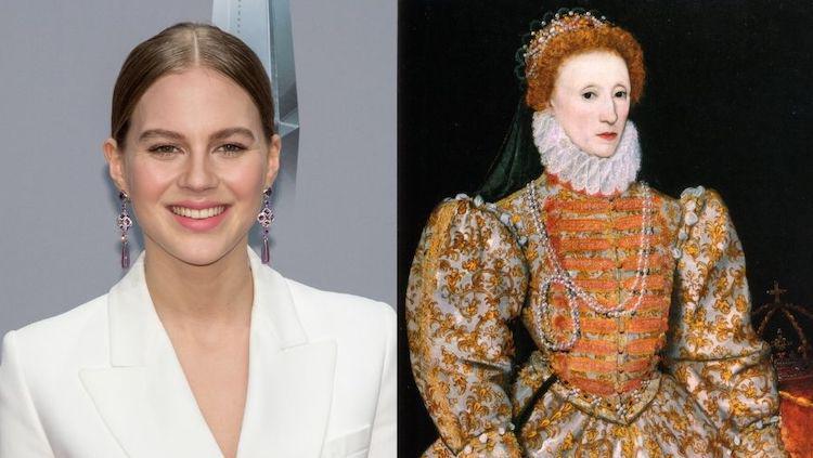 Creepshow 2 Becoming Elizabeth | news | Starz Becoming Elizabeth, news, Starz, βασίλισσα Ελισάβετ Α΄ της Αγγλίας