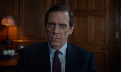 Roadkill Trailer Hugh Laurie BBC | HUGH LAURIE | news BBC, HUGH LAURIE, news, Roadkill, πολιτικό θρίλερ
