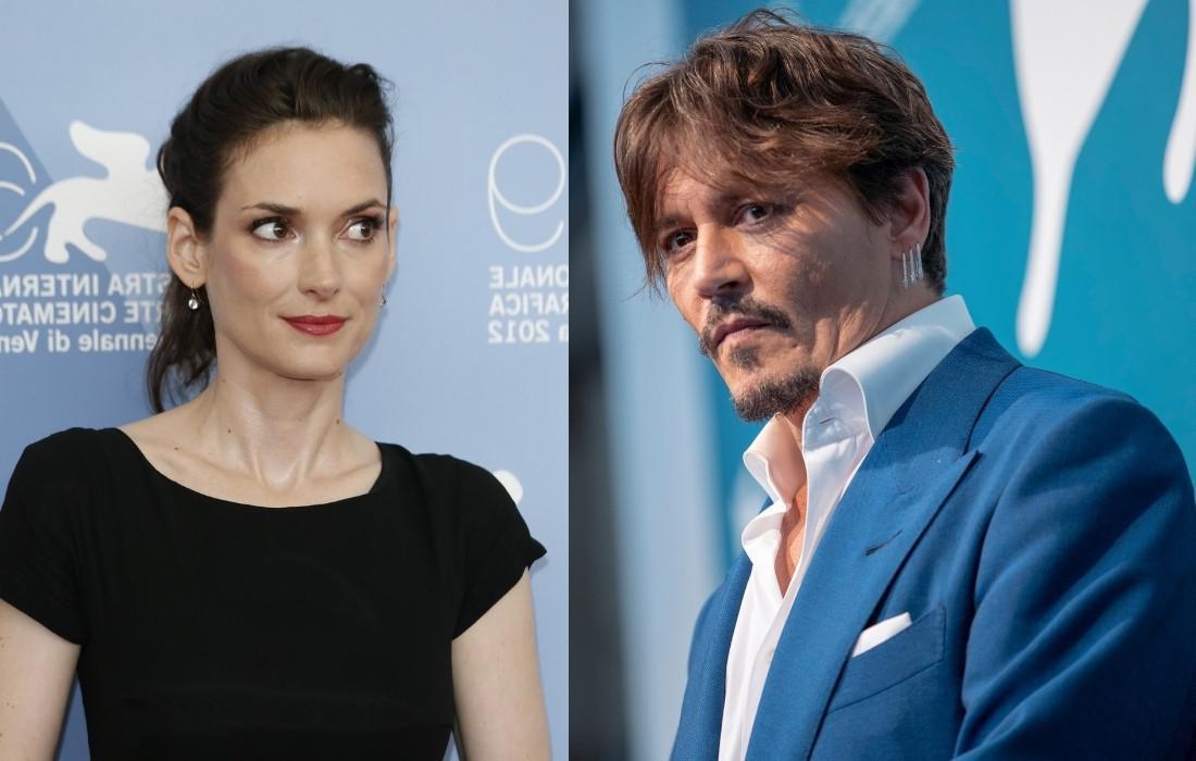 Winona Ryder Johnny Depp GOSSIP GOSSIP | Johnny Depp | Winona Ryder GOSSIP, Johnny Depp, Winona Ryder