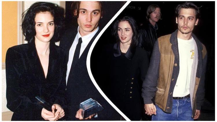 Winona Ryder KAI Johnny Depp 2 GOSSIP | Johnny Depp | Winona Ryder GOSSIP, Johnny Depp, Winona Ryder