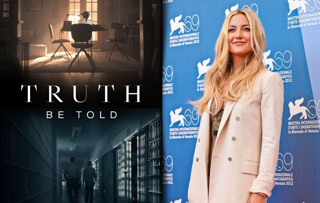 truth be told Apple TV+ | Kate Hudson | Truth Be Told Apple TV+, Kate Hudson, Truth Be Told