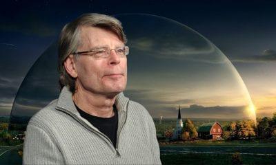 κινγκ NETFLIX | news | Stephen King NETFLIX, news, Stephen King, Under the Dome, Ο ΘΟΛΟΣ