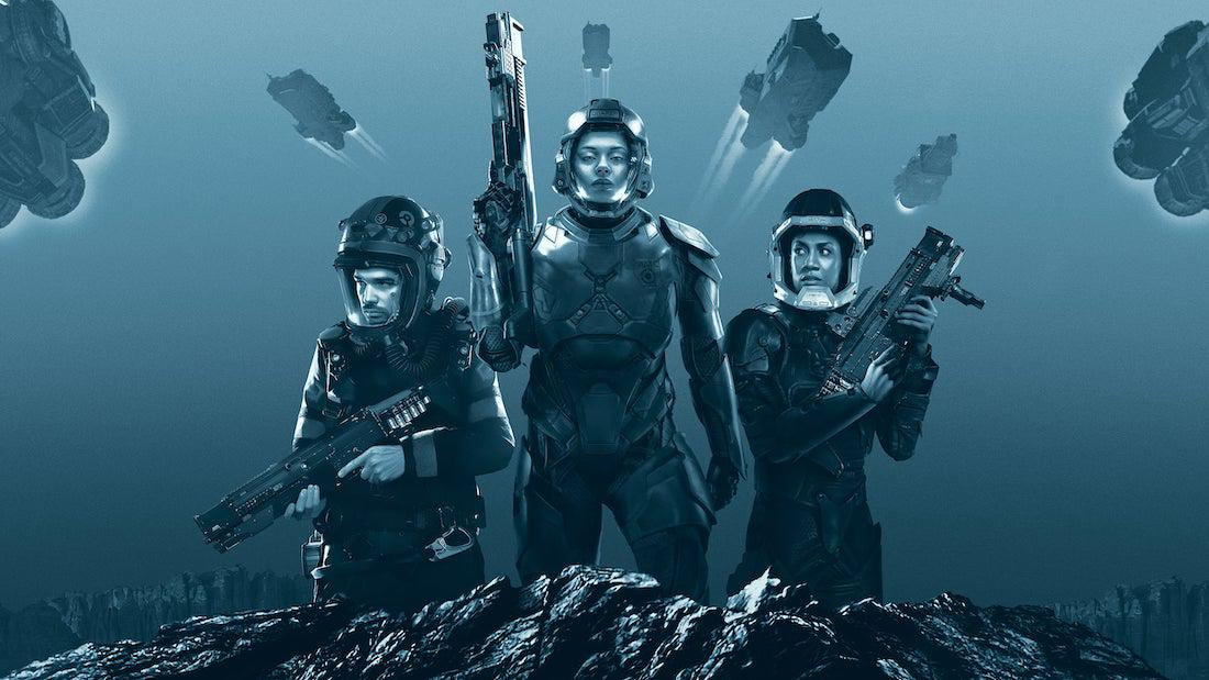 AMAZON PRIME VIDEO The AMAZON PRIME VIDEO | news | THE EXPANSE AMAZON PRIME VIDEO, news, THE EXPANSE