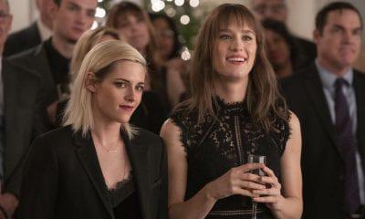 Happiest Season Happiest Season   Hulu   Kristen Stewart Happiest Season, Hulu, Kristen Stewart, Mackenzie Davis, news, ΣΙΝΕΜΑ