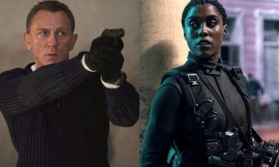 James Bond James Bond | Lashana Lynch | news James Bond, Lashana Lynch, news, ΛΑΣΆΝΑ ΛΙΝΤΣ, ΣΙΝΕΜΑ, ΤΖΕΙΜΣ ΜΠΟΝΤ
