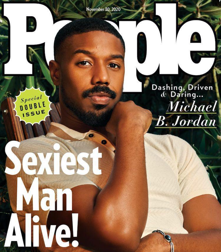 Michael B. Jordan GOSSIP | Michael B. Jordan | Sexiest Man Alive GOSSIP, Michael B. Jordan, Sexiest Man Alive, Sexiest Man Alive 2020