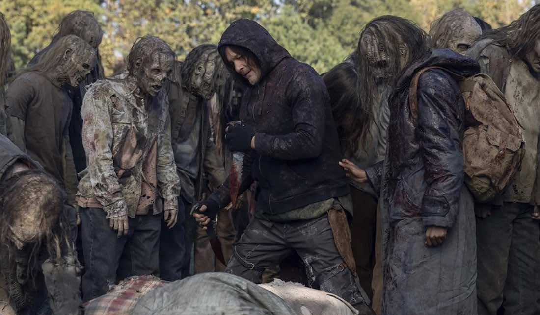 THE WALKIND DEAD 10 AMC | news | The Walking Dead AMC, news, The Walking Dead
