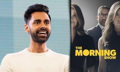THE MORNING SHOW Apple | Apple TV+ | Hasan Minhaj Apple, Apple TV+, Hasan Minhaj, news, The Morning Show