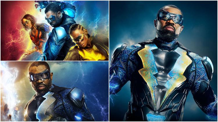 The CW Black Lightning NEWS NETFLIX Black Lightning | NETFLIX | news Black Lightning, NETFLIX, news, The CW