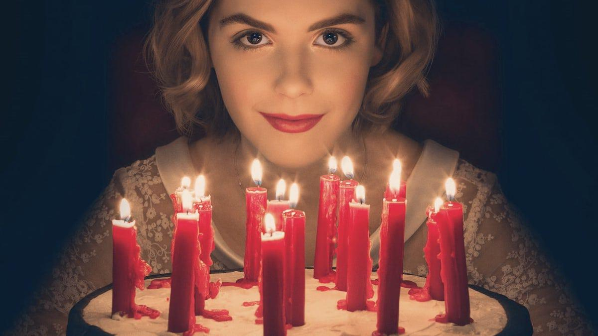 sabrina Chilling Adventures of Sabrina | NETFLIX | news Chilling Adventures of Sabrina, NETFLIX, news, Οι Ανατριχιαστικές Περιπέτειες της Σαμπρίνα